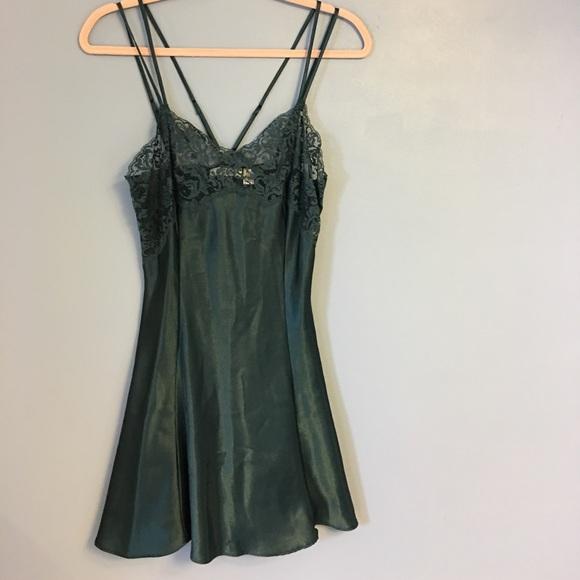 91176e47f78b Victoria's Secret Intimates & Sleepwear | Emerald Victorias Secret ...